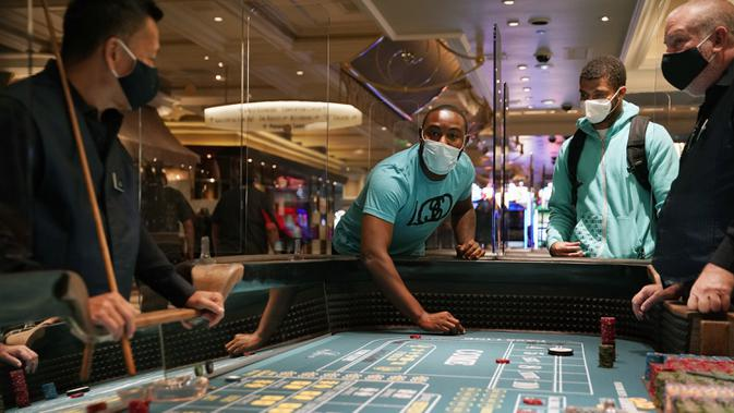Casino Online Ketika Covid-19 Meraih Keuntungan