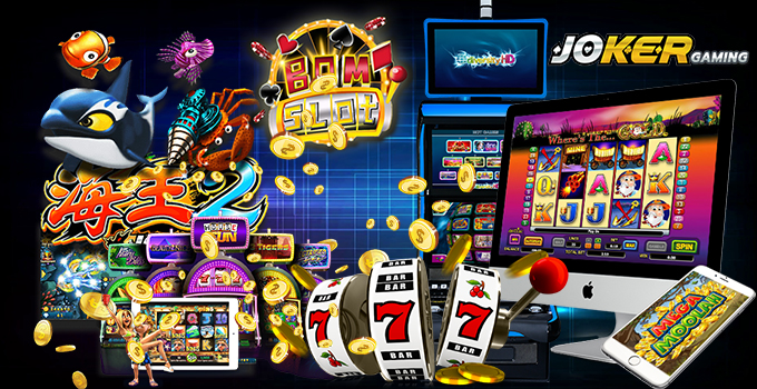 Main Game Judi Slot Online