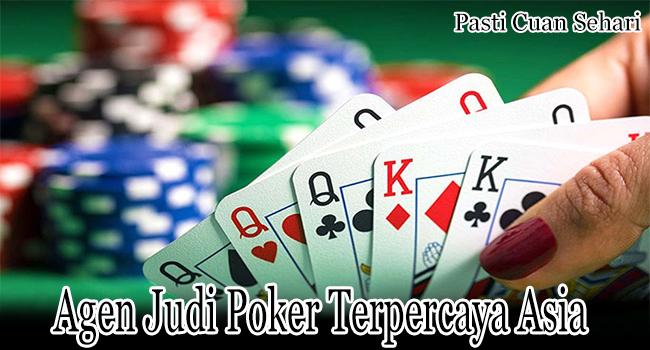 Agen Judi Poker Terpercaya asia dengan Deposit Bank BNI